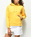 Obey Anna Yellow Hoodie