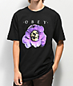 Obey Awakening Black T-Shirt
