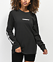 Obey Barbed Box Pigment Long Sleeve T-Shirt