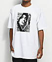Obey Bias By Numbers camiseta blanca