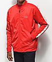 Obey Borstal Red Track Jacket