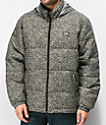 Obey Bouncer chaqueta de leopardo