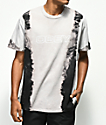 Obey Ceremony Black Tie Dye T-Shirt