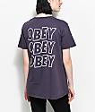 Obey Creeper Static Nightshade T-Shirt