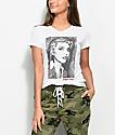 Obey Debbie Harry Fine Art White T-Shirt