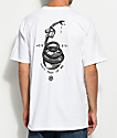 Obey Don't Tread On Me White T-Shirt
