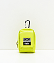 Obey Drop Out Neon Yellow Utility Bag