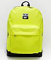 Obey Dropout Juvee Safety mochila verde