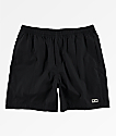 Obey Easy shorts negros