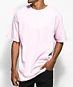 Obey Eyes Pink T-Shirt