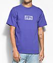 Obey Eyes Purple T-Shirt