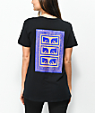 Obey Flashback Black T-Shirt