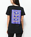 Obey Flashback Black T-Shirt