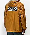 Obey Inside Out Tap chaqueta entrenador