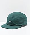 Obey Jumble Bar II Green Strapback Hat