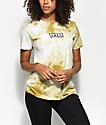 Obey Labour Of Love Avocado camiseta con efecto tie dye