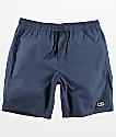 Obey Legacy III Vintage Indigo Shorts