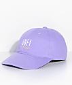 Obey Main Street Lavender Strapback Hat