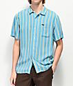 Obey Market camisa tejida de manga corta