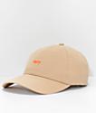 Obey Medley Khaki Strapback Hat