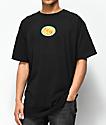 Obey Menden Hall Script 2 camiseta negra