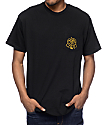 Obey Mira Rosa Black Pocket T-Shirt