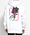 Obey Modern Lovers White Pullover Hoodie
