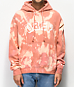 Obey New World Bleached Rose Hoodie
