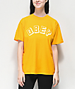Obey New World Choice Autumn T-Shirt