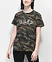 Obey New World camiseta camuflada
