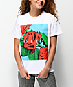 Obey No Love Lost  Box White T-Shirt