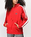 Obey Nova sudadera con capucha roja
