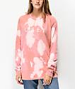 Obey Novel 2 Box Rose Bleach Long Sleeve T-Shirt