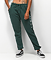 Obey Novel 2 Pigment Sage Sweatpants