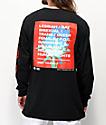 Obey One Love Black Long Sleeve T-Shirt