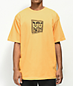 Obey Propaganda & Obedience Gold T-Shirt