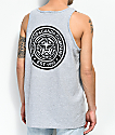 Obey Propaganda Grey Tank Top