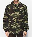 Obey Russett Field Camo Jacket