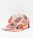 Obey Songbird Peach Strapback Hat