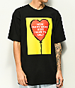 Obey Stop The Violence How Many More Black T-Shirt