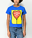 Obey Stop The Violence How Many More camiseta azul
