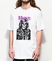 Obey x Misfits Fiend Rocker White T-Shirt