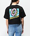 Odd Future 8 Bit Black Crop T-Shirt