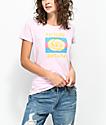 Odd Future Box Logo Pink T-Shirt