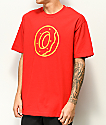 Odd Future Classic Donut Red T-Shirt