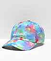 Odd Future Cloudwash Tie Dye Strapback Hat