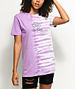 Odd Future Diamond Split camiseta en color lavanda