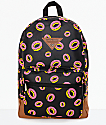 Odd Future Donut Black Backpack