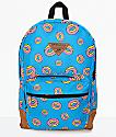Odd Future Donut Turqoise Backpack