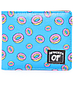 Odd Future Donut Turquoise Bifold Wallet